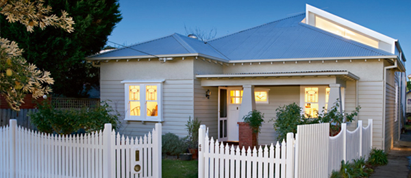 "... House"" is a suburban three-bedroom home in Northcote, Melbourne"